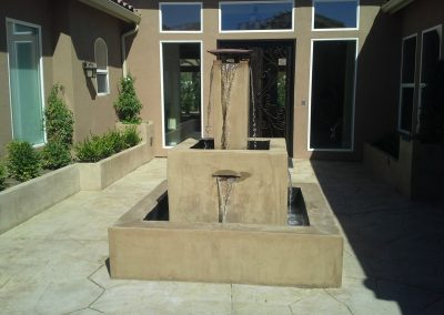 3tier water feature