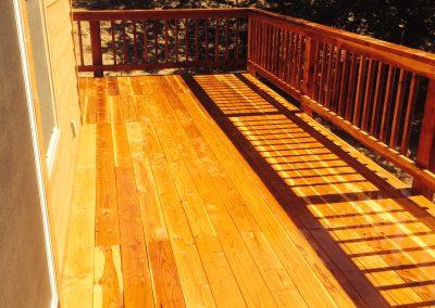 Starland Redwood Upper Deck 3