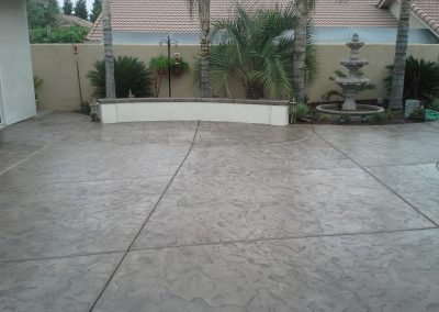 roman slate and ashlar slate, colors pebble and walnut